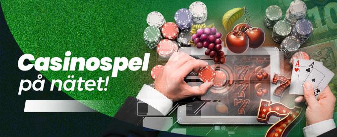 det finns en massa fördelar med online casino